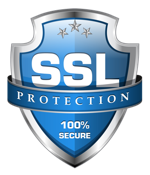 SSL Protection - 100% Secure